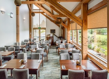 Canada Wood Kitchen and Bar in Falkirk