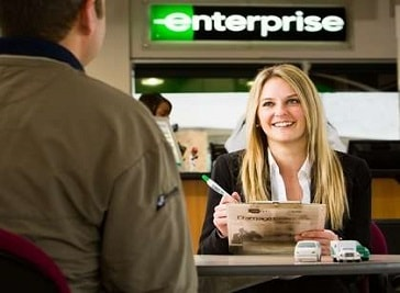 Enterprise Rent-A-Car in Falkirk