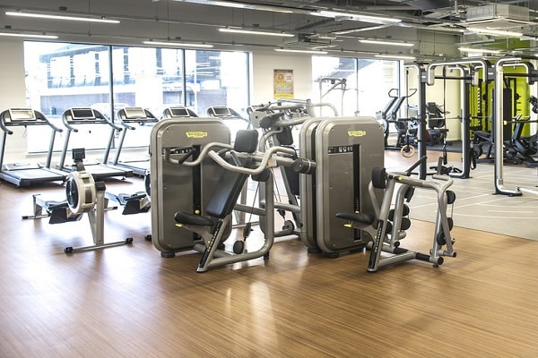 Fitness and Gyms in Falkirk