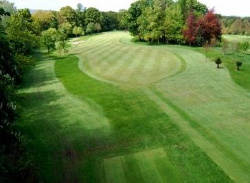 Polmont Golf Club in Falkirk