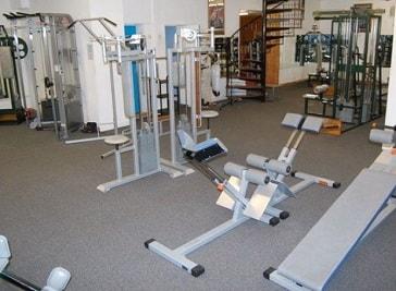 Ship Shape Fitness Studio in Falkirk