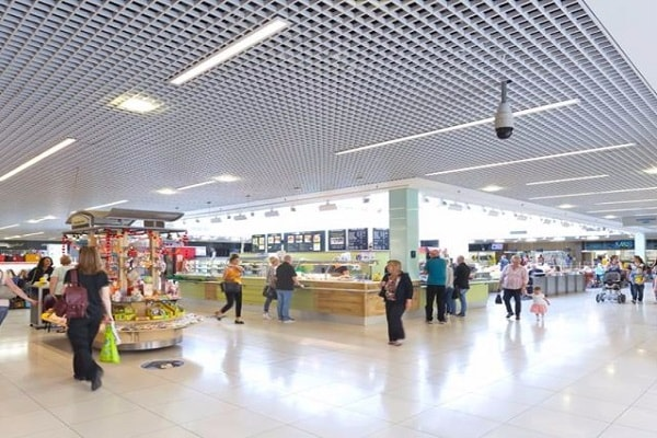 Shopping in Falkirk
