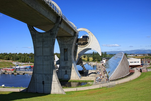 Attractions and Places to Visit in Falkirk